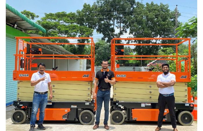 JLG appoints new distributor in Bangladesh