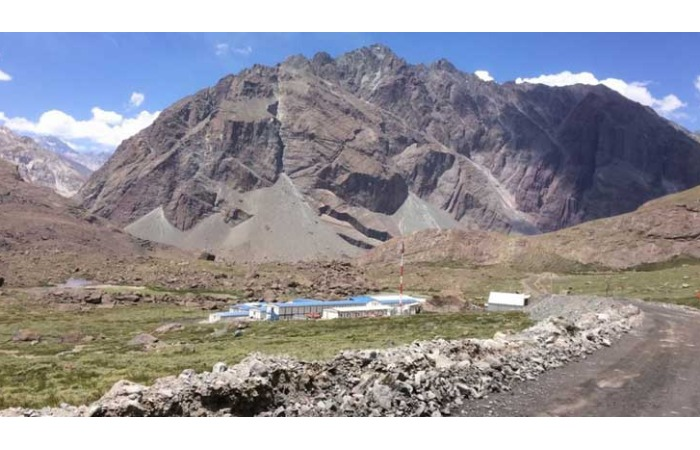 Technology Rules at Alto Maipo Project