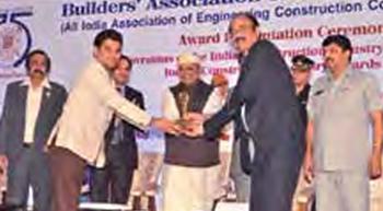 Conmat bags BAI award