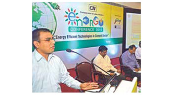 Shell Lubricants partners at CII Energy Conference
