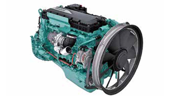 New Engines from Volvo Penta