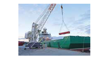Porto Di Carrara relies on Terex handling technology