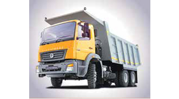 BharatBenz debuts at Excon
