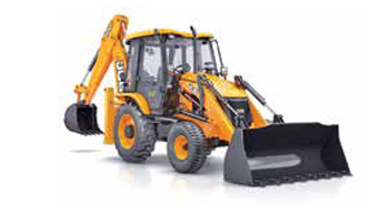 JCB showcases 25 Made in India machines at Excon 2015