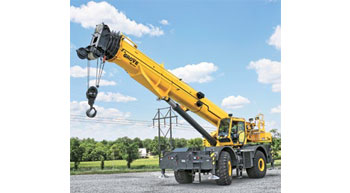 Grove to introduce rough-terrain cranes at bauma 2016
