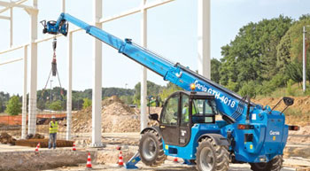 New generation Genie telehandlers