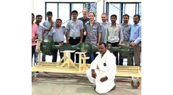 AxleTech builds first axle in India facility