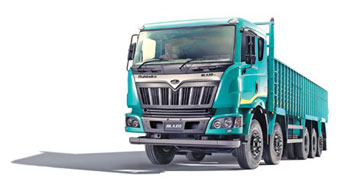Mahindra Launches BLAZO