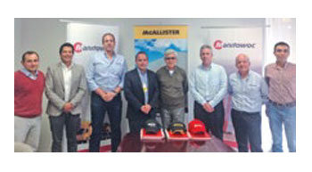 Manitowoc announces new service centre in Colombia