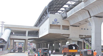 Hyderabad Metro Rail Project