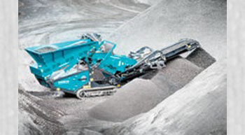Powerscreen Launches Compact Warrior Screen