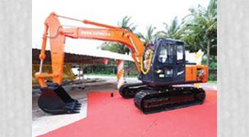 EX110 Super Series Hydraulic Excavator