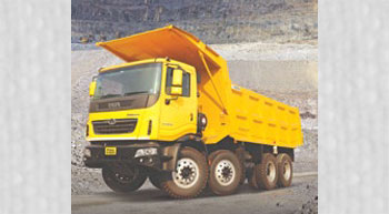 Tata Motors Showcases Four New Construction Vehicles