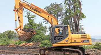 LiuGong Introduces 922D HD Excavator in India