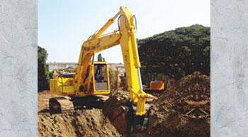 BE220G Hydraulic Excavator