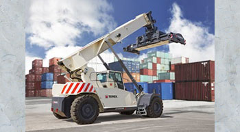 Terex New-generation Reach Stacker