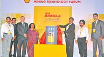 Shell Lubricants organises 1st Tech Forum for mining