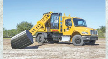 Discovery Series excavators in two, four wheel drive
