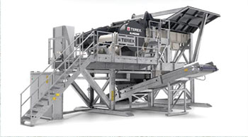 Terex MPS Launches Modular Recycling Jaw Crusher