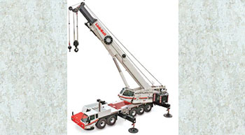 Insana Cranes chooses Link Belt for heavy lift