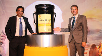 Shell Lubricants launches upgraded Tellus S2 range in India