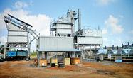 Ashoka installs greenest asphalt plant