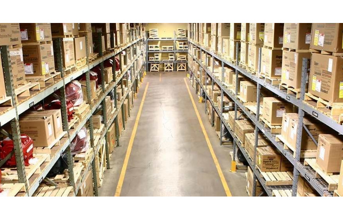 AcuSense technology for warehouse monitoring