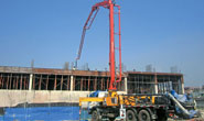 Putzmeister has set up a concrete project division to support specialised pumping.