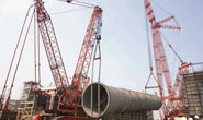 Heavy Lift for IOCL Refinery
