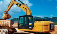 Cat 320D Series 2 Hydraulic Excavator