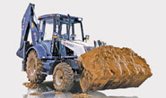 Terex TLB Series: Backhoe Loaders
