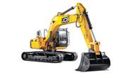 JS205 LC Excavator