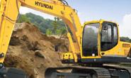 Hyundais R140LC-9 Excavator