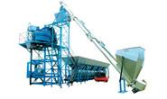 60 cu m/hr Batching Plant
