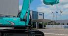 SK380HDLC Excavator