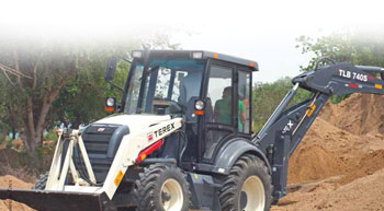 backhoe loaders:flat Growth