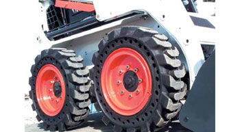 Solid Tyres for CE Applications