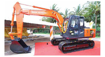 EX110 ´Super´ Series Hydraulic Excavator