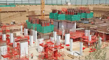 Rapidclimb Formwork at Super-luxury Residential Complex